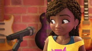 Episode 8 LEGO Friends 2018 Girls on a Mission | A Match Made in the Studio | Cartoons in English