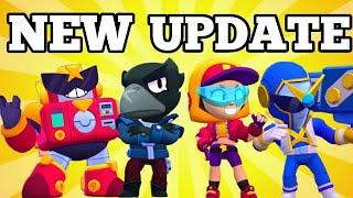 Novi Update! Novi Brawler! Skinovi i još mnogo toga!