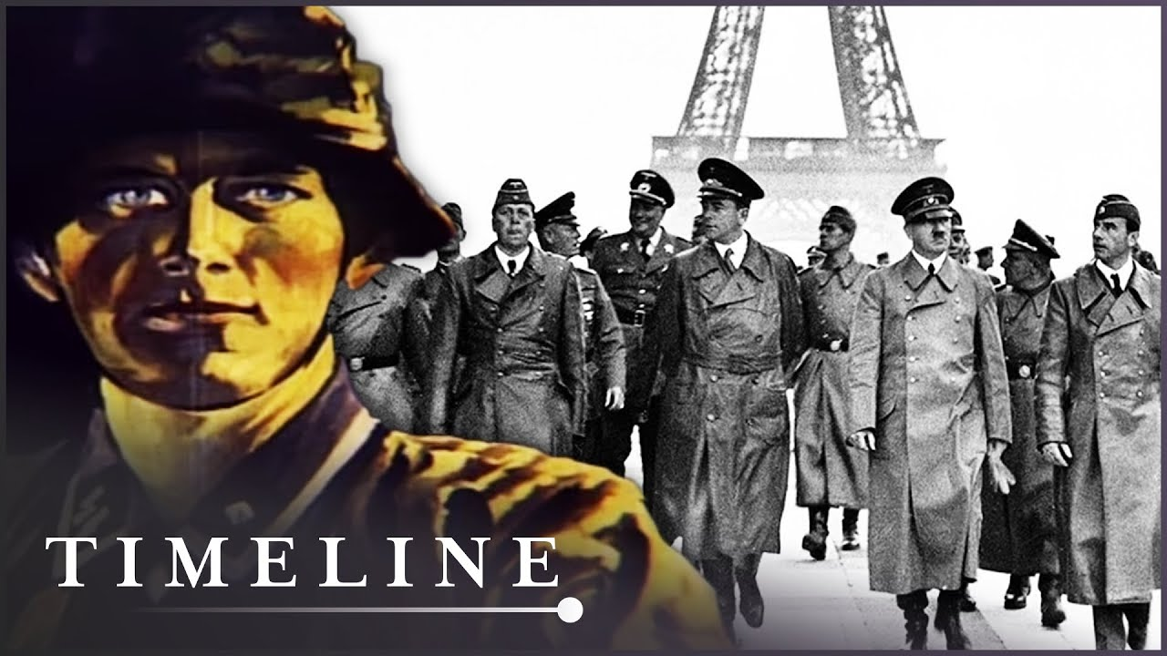 Cities At War - Paris: The Enraged City (WW2 Documentary) | Timeline