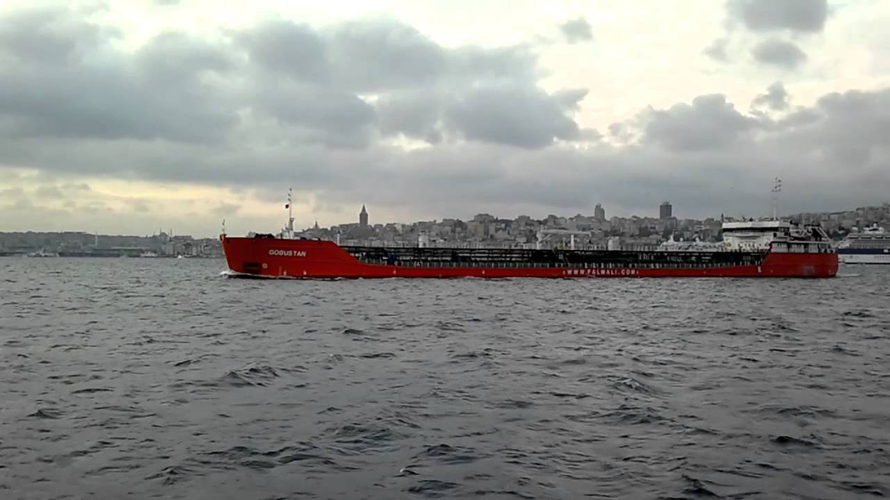 Download M/T Gobustan - ShipSpotting Istanbul Strait