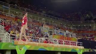 Fan Yilin 2016 Olympics QF BB