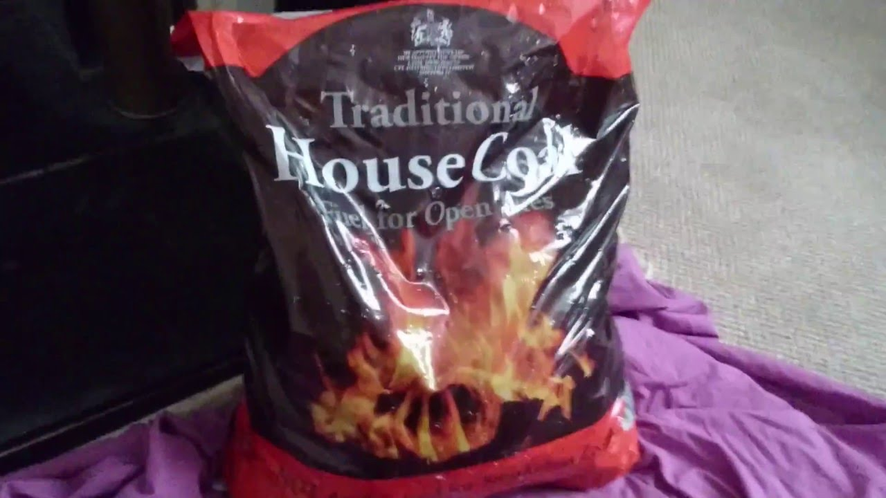Traditional Coals Traditional House Coal 10kg