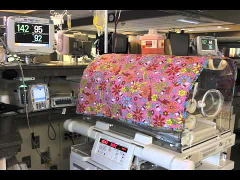 Virtual Tour of the Level III Neonatal Intensive Care Unit at Rockford Memorial Hospital