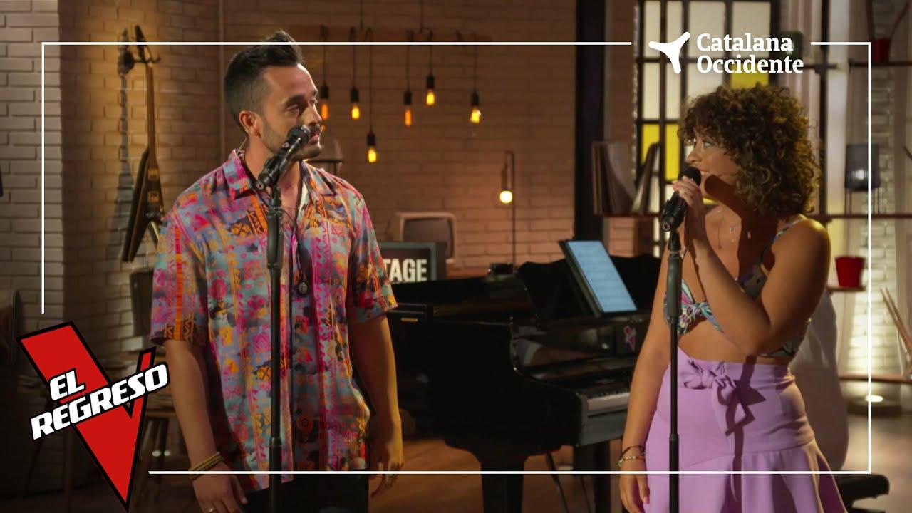 Los hermanos Suárez cantan 'Que siempre sea verano' | El regreso | La Voz Antena 3 2021