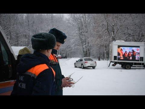 Сюжет ТСН24: Работу тульских спасателей проверяет комиссия центрального аппарата МЧС