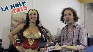 Entrevistas Chistosas en Comic-Con | La Mole Dic. 2013