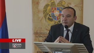 Հայաստանի միակ պետական լեզուն հայերենն է և կմնա հայերենը. Լևոն Մկրտչյան