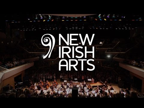 New Irish Arts 20th Anniversary Celebration Concert at the Waterfront