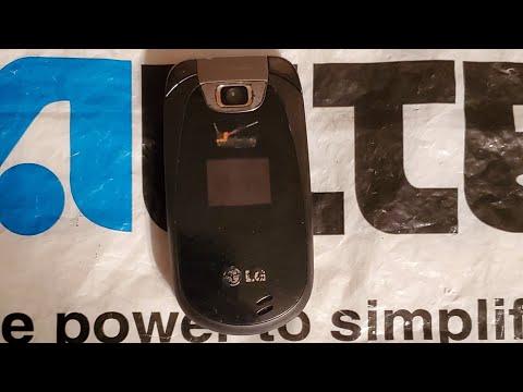 Verizon Wireless LG Revere (VN150)