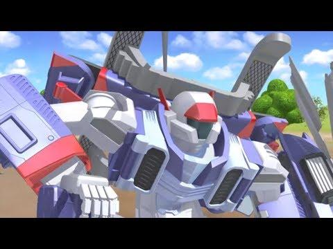 видео: Тоботы 4 сезон - Новые серии - 5 Серия   Мультики про роботов трансформеров