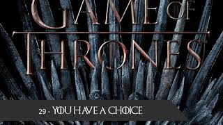 Baixar Game of Thrones Soundtrack - Ramin Djawadi - 29 You Have a Choice