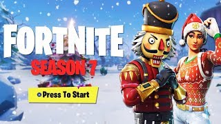 SEASON 7 Official THEME in Fortnite...