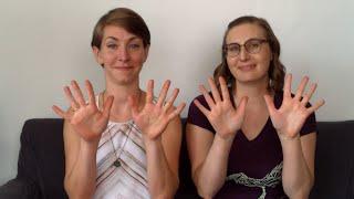 Ten Little Fingers: Storytime Song