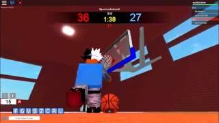 Roblox Basketball - France Mettre en surbrillance bobine. Il est revenu