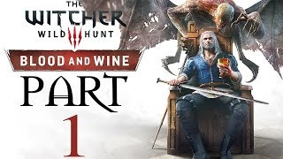 The Witcher 3: Wild Hunt - Blood And Wine - Let