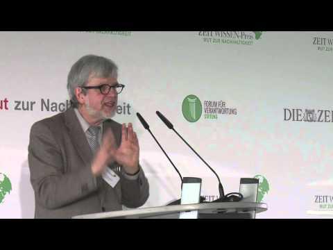 Prof. Dr. Ortwin Renn: Risiko Nachhaltigkeit - nachhaltige Risiken