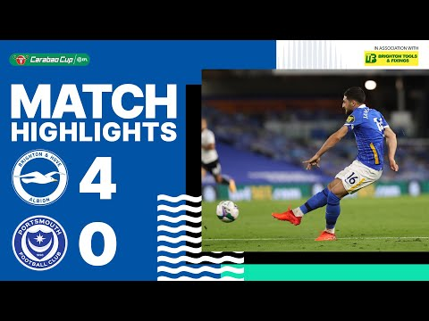 Brighton Portsmouth Goals And Highlights