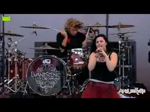 Evanescence Sweet Sacrifice (Download Festival 2007) HD
