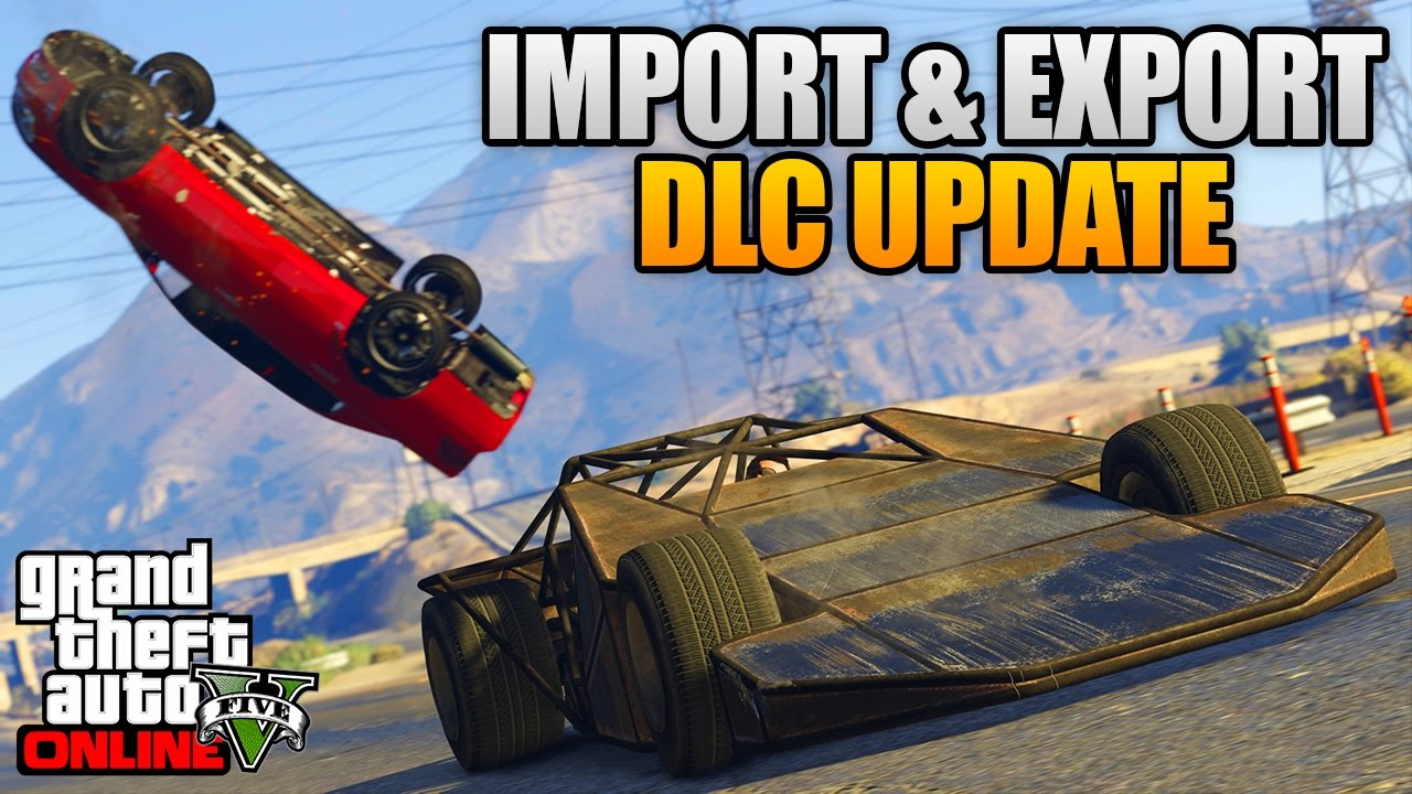 gta 5 import export dlc new cars 60 car garages. Black Bedroom Furniture Sets. Home Design Ideas