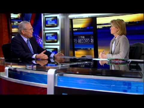 SNEAK PEEK: Donald Rumsfeld Sits Down With Greta
