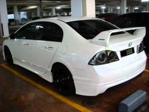 2007 Honda Civic For Sale >> Modified honda civic - YouTube