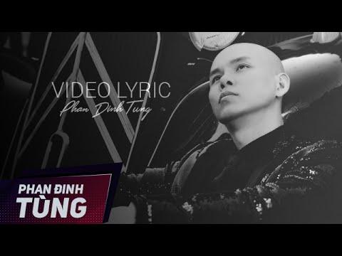Một Mình | Phan Đinh Tùng | Video Lyrics