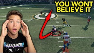 ONE OF THE BEST PICK SIXES YOU'LL EVER SEE! MADDEN 18 NO MONEY SPENT #14