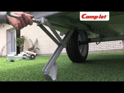 Camp-let storage bracket manual