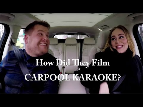 Carpool karaoke (James Corden) – Top 5 Facts!
