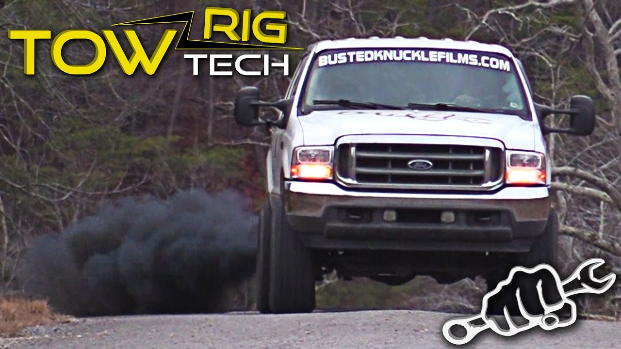 7.3 Powerstroke Injector Upgrade - Tow Rig Tech EP3 - YouTube