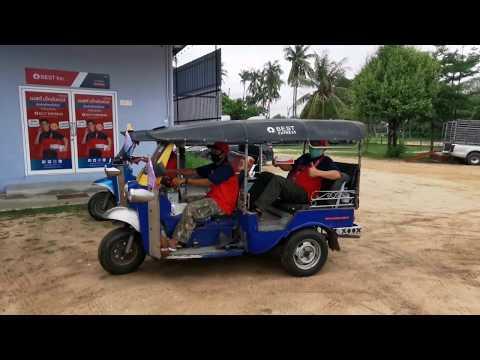 BEST Express สนับสนุนอาชีพ รถตุ๊กตุ๊ก สู่การร่วมส่งพัสดุด่วน ไปไหน ไปกัน สู้ภัยโควิด19