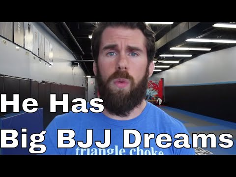 Which Comes 1st, Family Or BJJ?