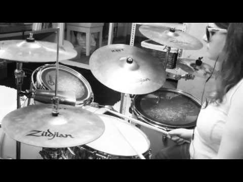"Thrice ""Cold Cash and Colder Hearts"" Drum Cover"