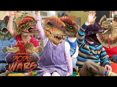 Mori der Dinogärtner | Spandauer Dodo Wars | 22