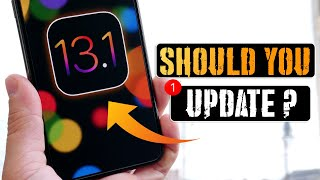 iOS 13.1 Should You Update ? FINAL REVIEW