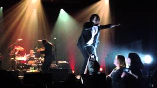 Nick Cave and the Bad Seeds - Higgs Boson Blues - 03/16/2013
