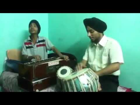 Davinderpal indian ideal.. And anikbar singh tabla vadak.. Sada dil tod ke..