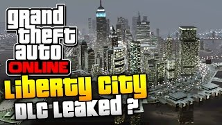 GTA 5 Online | LIBERTY CITY DLC GELEAKED ?! | LIBERTY CITY STORY DLC IN GTA V ? | IDzock