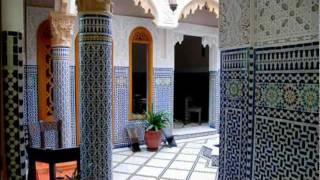 Riad Sidi Fatah Riad Rabat Maroc