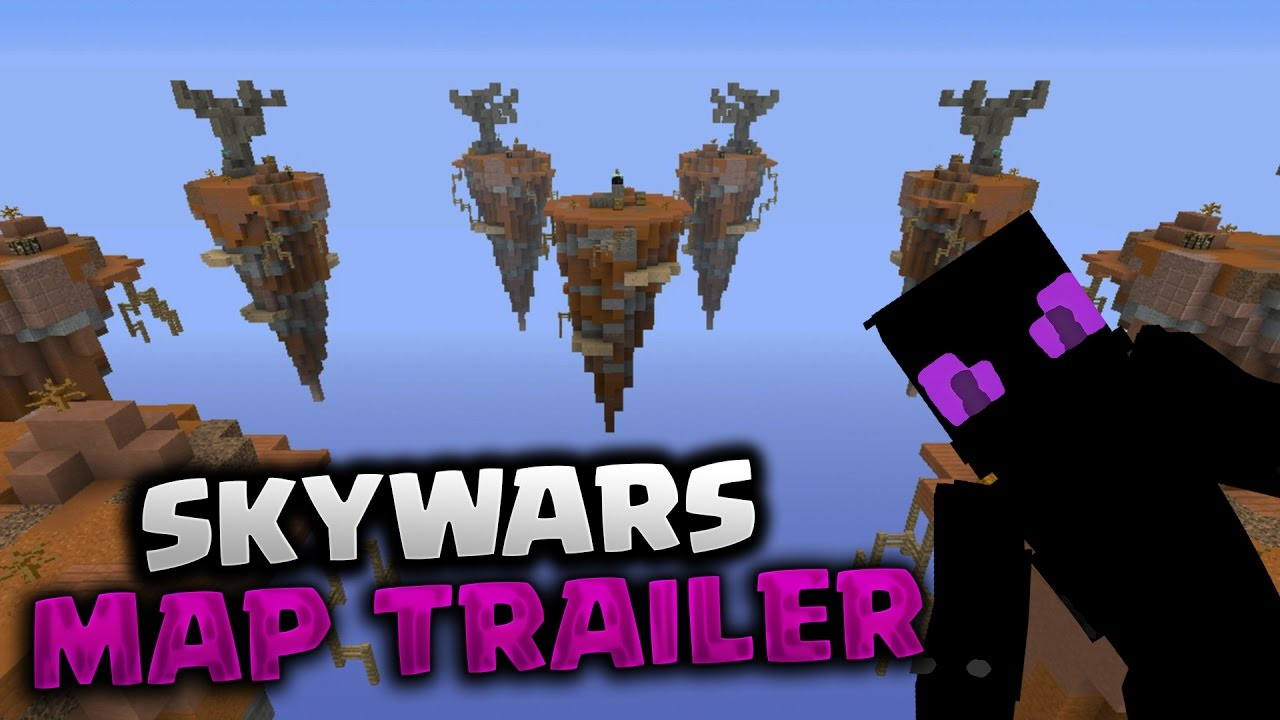 Minecraft Ps3 Skywars Map Resay - Trailer + Download? - #Download in ...