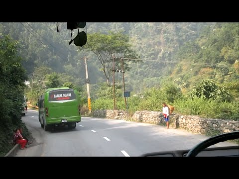 Kathmandu to Pokhara Travel to Nepal HD