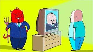 Как Средства Массовой Информации Манипулируют Нашим Мнением