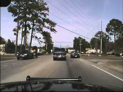 DASH CAM video released in Horry County neighborhood chase