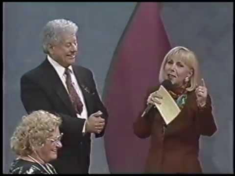 Tito Puente y Celia Cruz en el Show de Cristina 1993