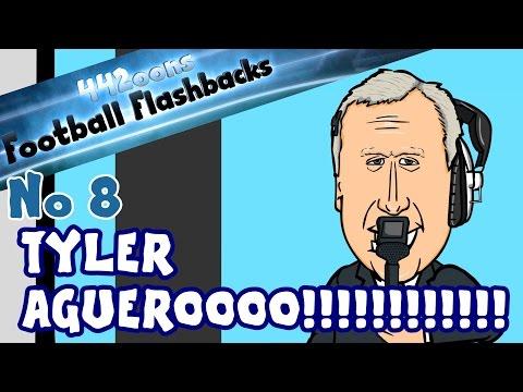 MARTIN TYLER - Aguero! What you didn