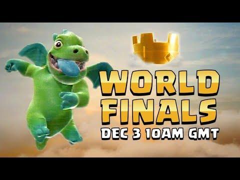 Clash Royale: World Finals - Trailer