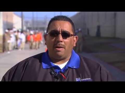 Giles W Dalby Correctional Facility Tour