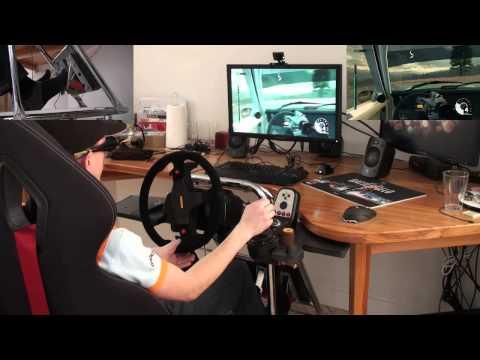 DIY Simulator seat