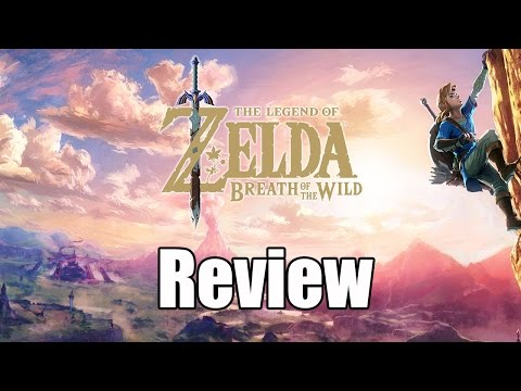 The Legend Of Zelda: Breath Of The Wild - Total Gaming Review