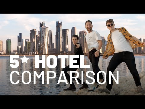 QATAR 5-STAR HOTEL COMPARISON: Staying in Doha's most luxurious Marriott hotels
